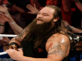 Bray Wyatt fatti biografici.