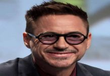 Robert Downey Jr. Dati biografici.