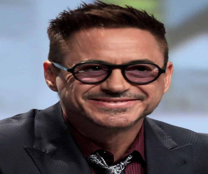 Robert Downey Jr. Dati biografici.