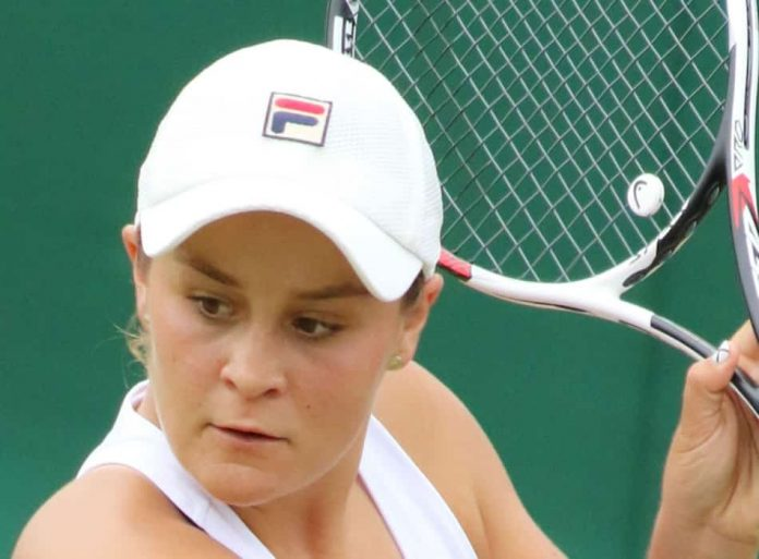 Ashleigh Barty Biography Facts.